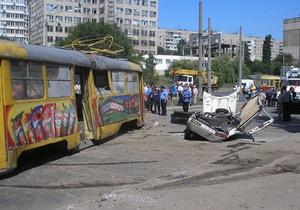 Названы причины аварии трамвая в Одессе