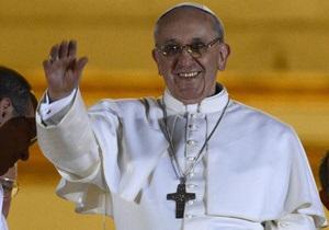 Папа Римский не спешит с визитом в Украину