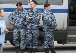 Бывшие московские омоновцы открестились от жалобы Медведеву