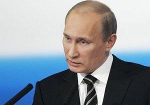 Путин  лишил Украину эксклюзива  по транзиту газа в Европу