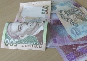 Профицит платежного баланса Украины в январе составил почти $400 млн
