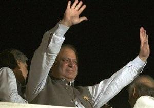 Выборы в Пакистане: Наваз Шариф заявил о победе