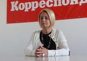 Герман предложила ввести декларирование расходов для журналистов