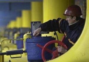 Газпром обвинил Украину в недопоставках газа в Европу