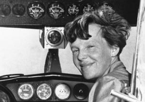 Фотогалерея: Рожденная летать. Амелия Эрхарт - самая известная в мире женщина-пилот