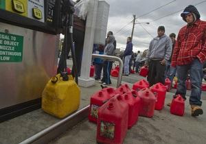 В Нью-Йорке разграничили продажу бензина по четным и нечетным дням