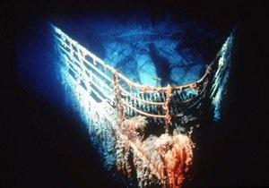 Ученые намерены произвести виртуальный подъем Титаника на поверхность