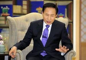 В Южной Корее впервые родственник президента приговорен к тюремному сроку