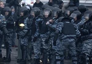 В Москве сняли оцепление с Манежной площади