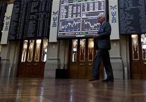 Украинский фондовый рынок пассивно отреагировал на выступление Президента