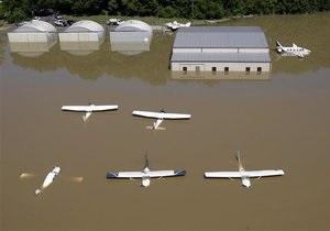 Наводнение в США: число жертв превысило 30 человек