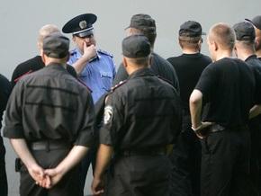 Днепропетровская милиция усилила охрану из-за приезда английских фанатов