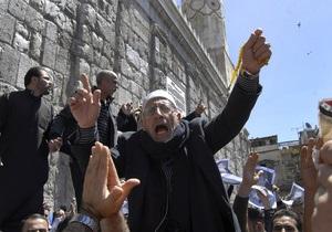 В центре Сирии разогнали массовую демонстрацию: есть жертвы