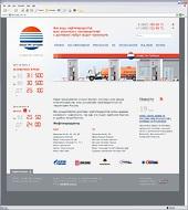 Разработан сайт для  Альфа-ЭКО Трейдинг