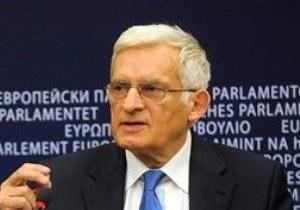 Президент Европарламента разочарован, что не встретится с Тимошенко