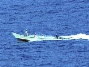 Сомалийские пираты освободили китайское рыболовное судно