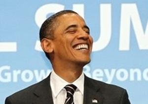 Обама считает, что встреча с Медведевым была очень плодотворной