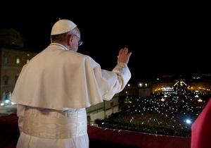 Новый Папа Римский - Франциск - Папская интронизационная месса состоится 19 марта