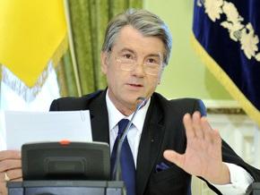 Ющенко считает, что Украина способна самостоятельно решить вопрос расчетов за газ