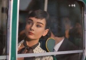 Одри Хепберн «воскресили» для рекламы шоколада