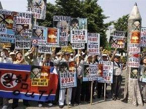 Совет НАТО требует от КНДР уничтожения ядерного оружия