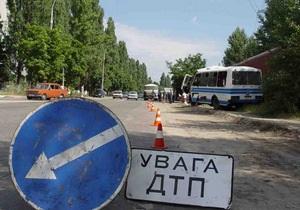 На Южном берегу Крыма парализовано движение из-за аварии бензовоза