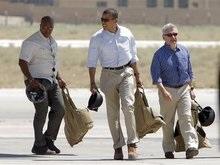 Фотогалерея: Обама вышел в свет