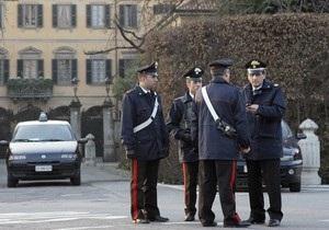 В Риме украинка совершила самоубийство