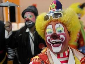 Съезд  клоунов в Мехико