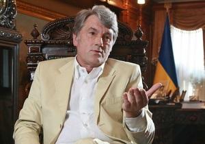Корреспондент: Эпоха возражения. Полный текст интервью Виктора Ющенко