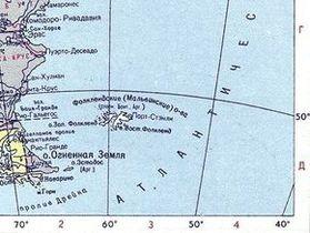 Лондон осудил намерение Аргентины взять под контроль пути к Фолклендским островам