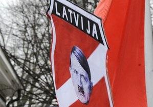 Латвийский Сейм попытается примирить советских ветеранов с легионерами SS