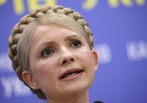 Тимошенко: Состав нового Кабмина отражает подчиненность Януковича олигархии