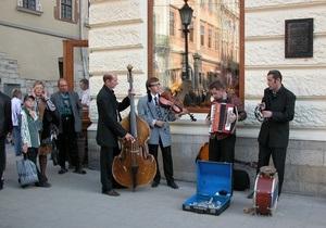 В центре Львова ввели запрет на превышение допустимого уровня шума