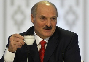 Лукашенко - Беларусь - В Украину пребывает Лукашенко