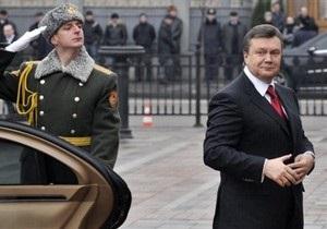 Янукович посетит Москву 5 марта