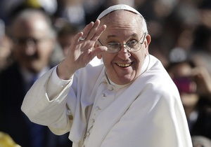 Фотогалерея: Интронизация Франциска. Новый Папа Римский взошел на престол