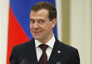 В Казани Медведев побывает на Сабантуе и рок-фестивале