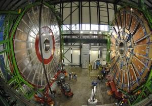 Ученые: Большой адронный коллайдер работает на рекордном уровне энергии