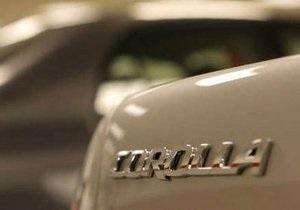Toyota может отозвать самую продаваемую модель Corolla