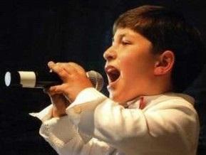 Украинец занял первое место на детском Славянском базаре