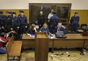 Дело Ходорковского: Судья огласил лишний лист в приговоре