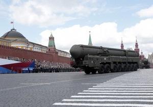 В параде на Красной площади участвовали более ста единиц военной техники