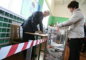 Партия регионов заявила, что получила посты мэров в двух третях городов областного значения