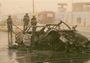 В Ираке жертвами двойного теракта стали 25 человек