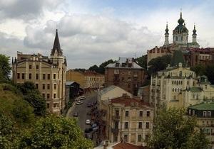 У каждой улицы Киева появится паспорт