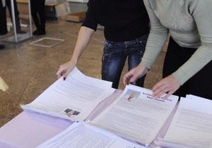 ЦИК не давал никаких распоряжений о дополнительных 10 тыс. бюллетенях для Северодонецка