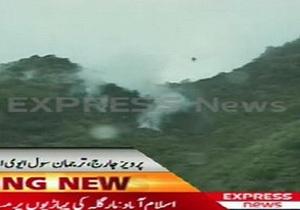 Возле столицы Пакистана разбился пассажирский самолет