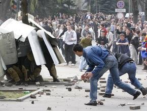 Президент Молдовы назвал происходящее в Кишиневе вакханалией