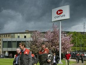 Один из крупнейших сталепроизводителей Европы сокращает производство на 20%